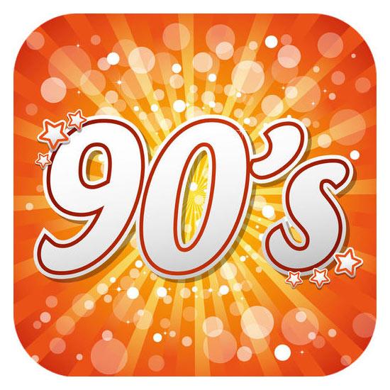 Listen to 90s music online free
