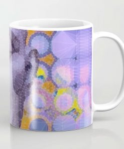 Coffee Mug // PATIENCE by New Media iPhone artist Mark Sedgwick