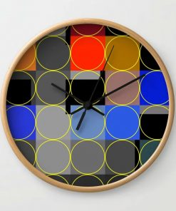Wall Clock // iKONiK SERiES