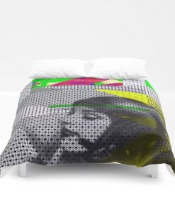 Limited Edition Duvet Cover by New Medi iPhone Digital Artist Mark Sedgwick