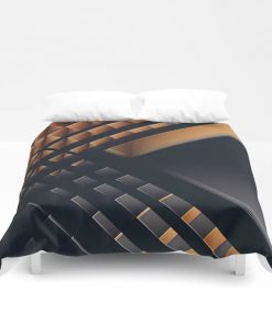 Limited Edition Duvet Cover // AESAURAM by New Media iPhone artist Mark Sedgwick