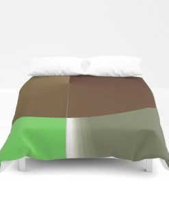 Limited Edition Duvet Cover // SINE NOBILITATE by New Media iPhone artist Mark Sedgwick