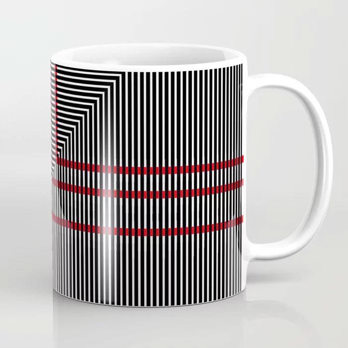 Limited Edition Coffee Mug by New Media iPhone artist Mark Sedgwick