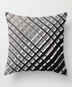 Limited Edition Throw Pillow // FROZEN TEARS by New Media iPhone artist Mark Sedgwick