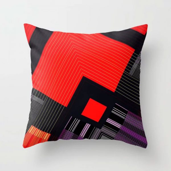 Throw Pillow // the BARON