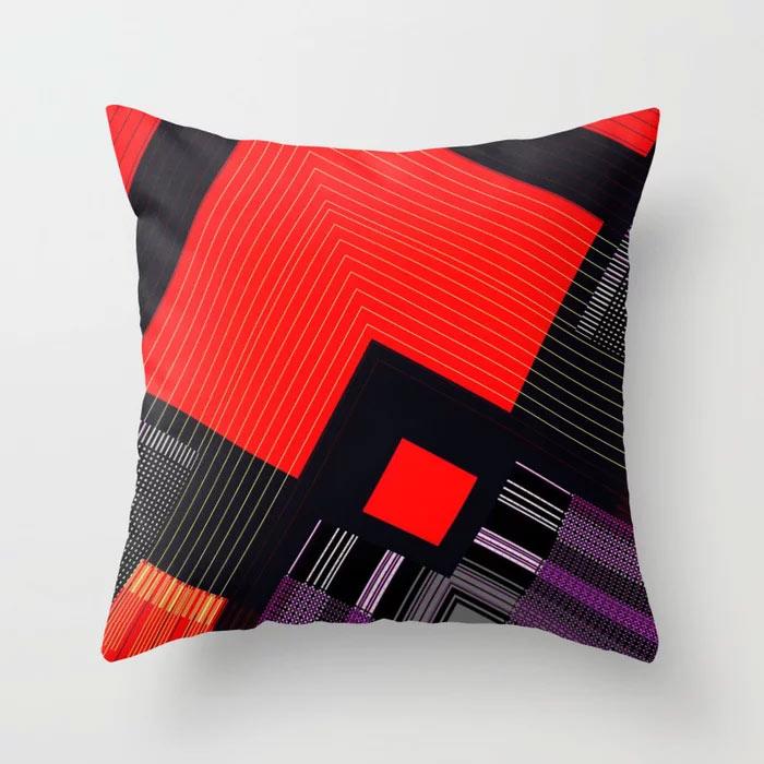 Throw Pillow // the BARON