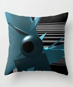 Limited Edition Throw Pillow // EARLY BIRD by New Media iPhone artist Mark Sedgwick