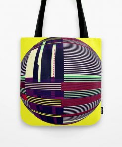 Limited Edition Tote Bag by New Media iPhone artist Mark Sedgwick