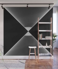 Limited Edition Wall Mural // ATTRACTION by New Media iPhone artist Mark Sedgwick