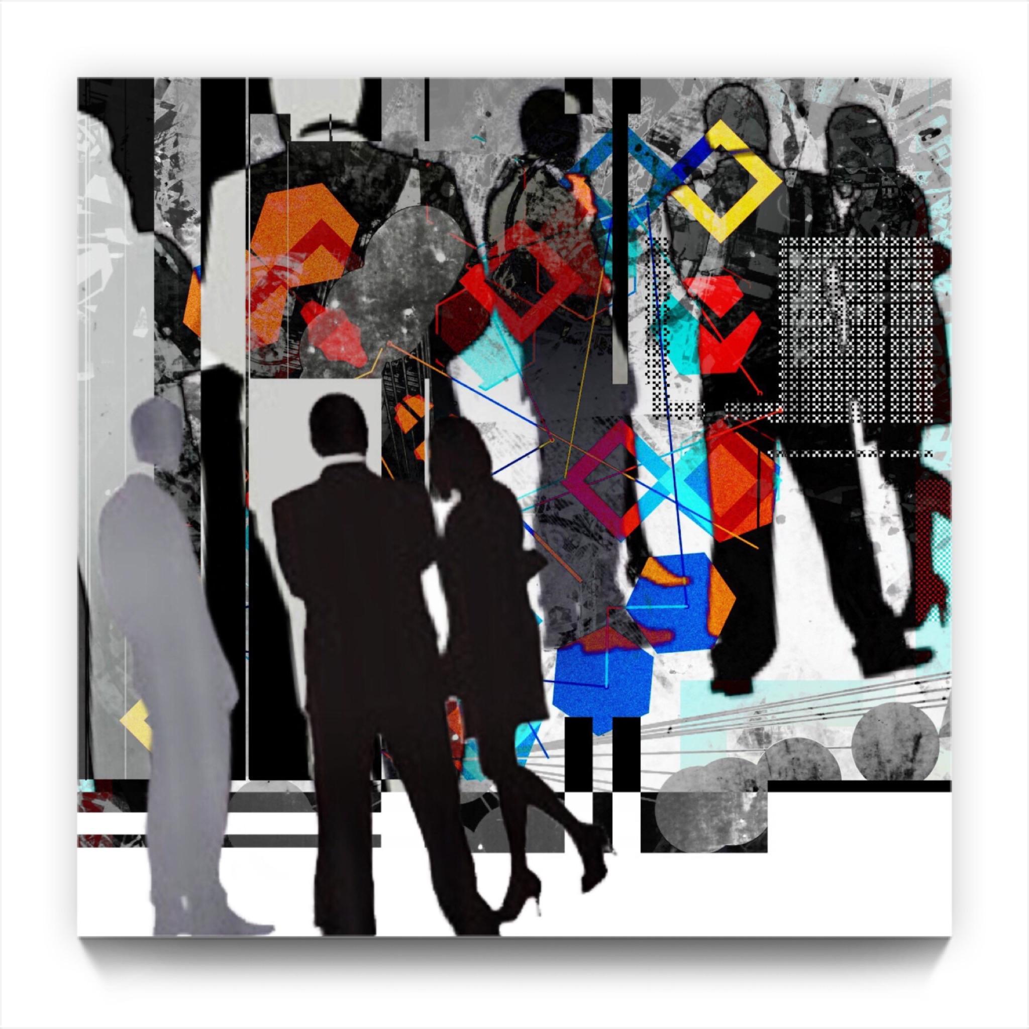 the GALLERY by new media iPhone digital artist Mark Sedgwick