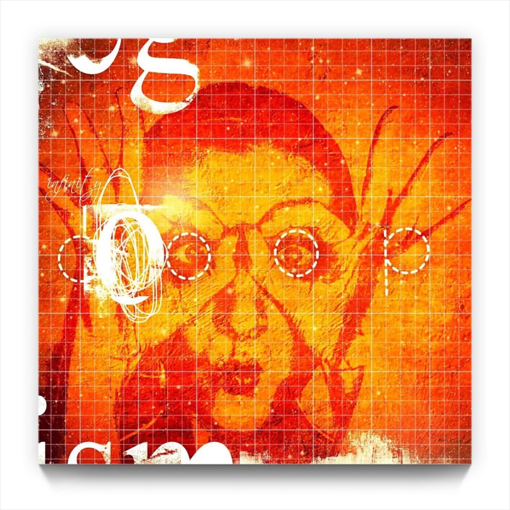 dooop by new media iPhone artist Mark Sedgwick
