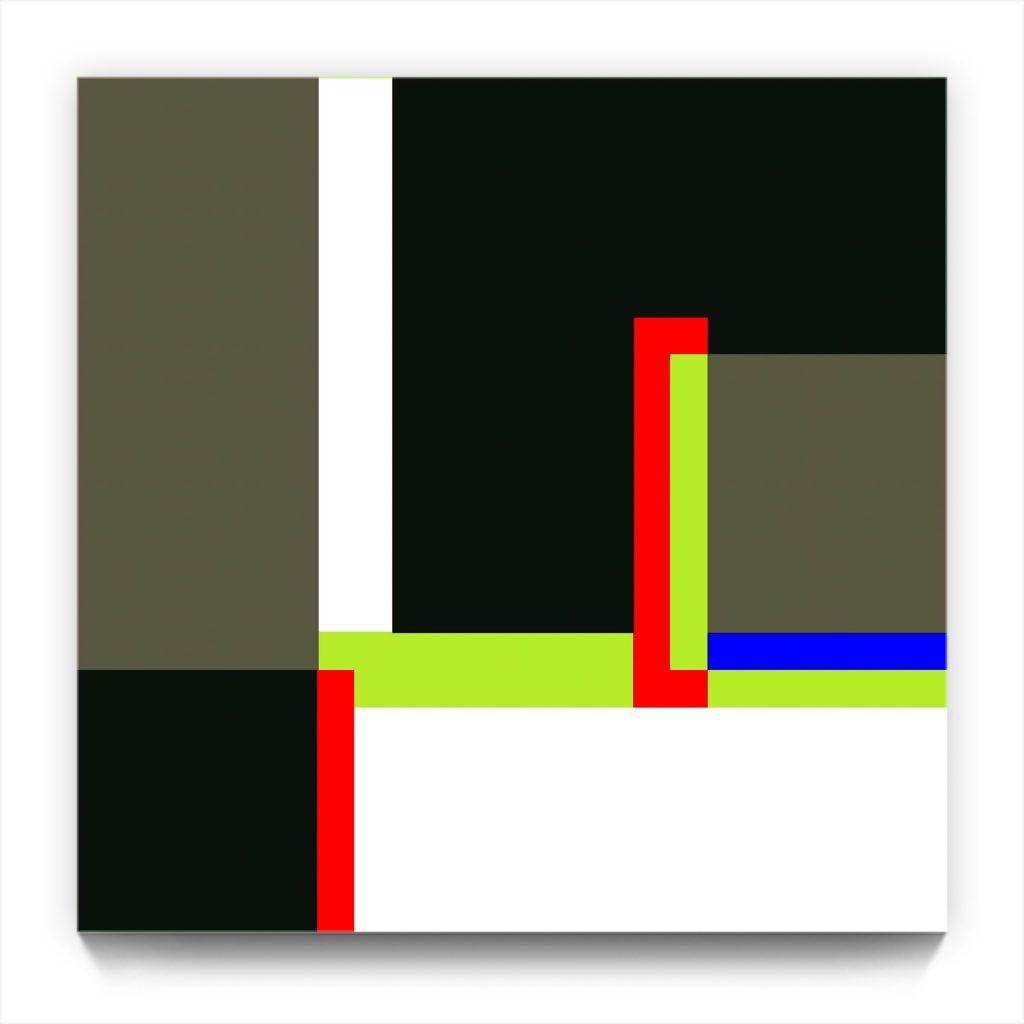 the FIELD 18.4 by new media iPhone digital artist Mark Sedgwick