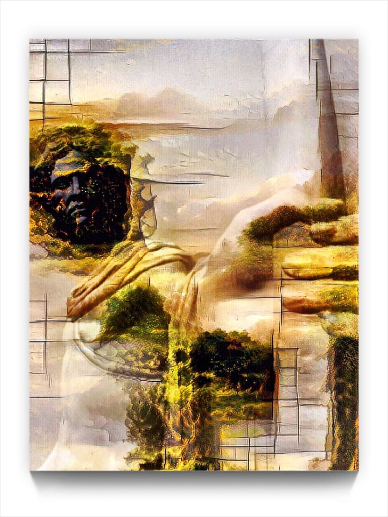 NEURALiSM . the ARCHER by new media iPhone artist Mark Sedgwick