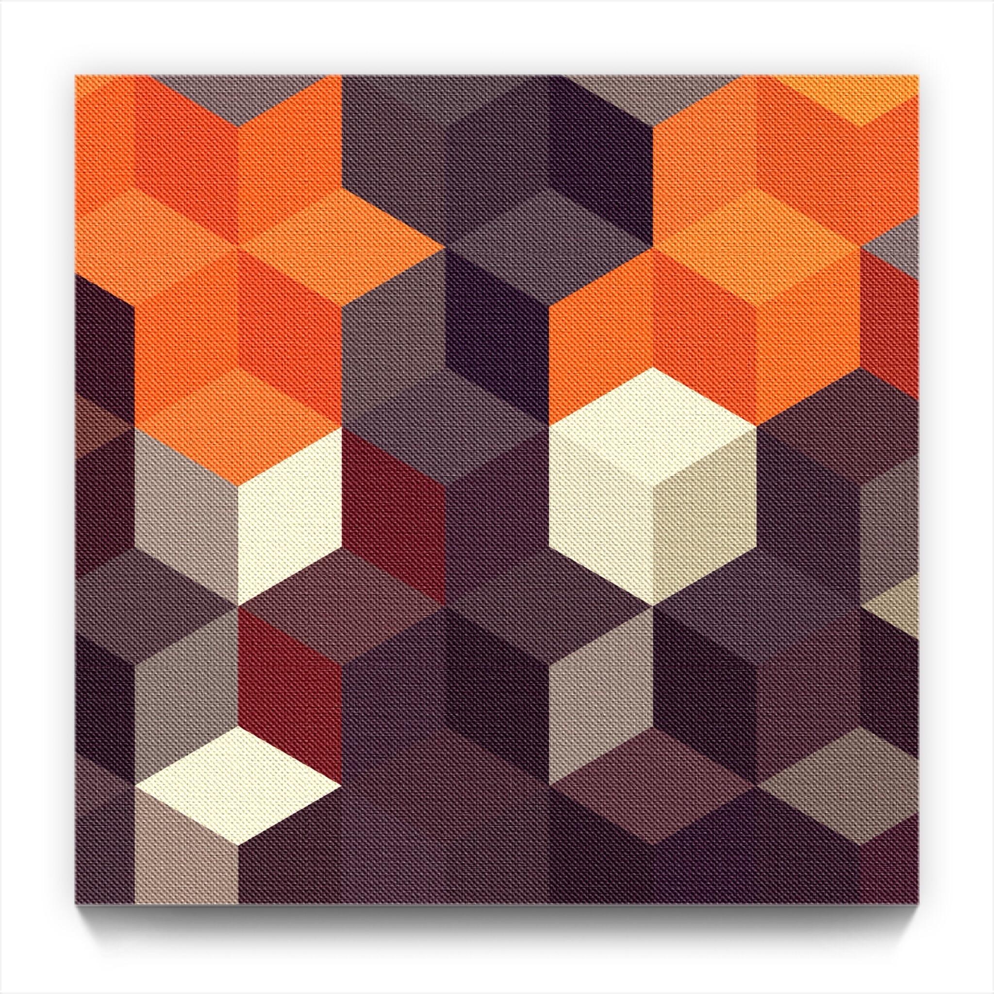 DiMiSiT 19 . 3 . Geometric iPhone Art by newmedia iPad Artist Mark Sedgwick