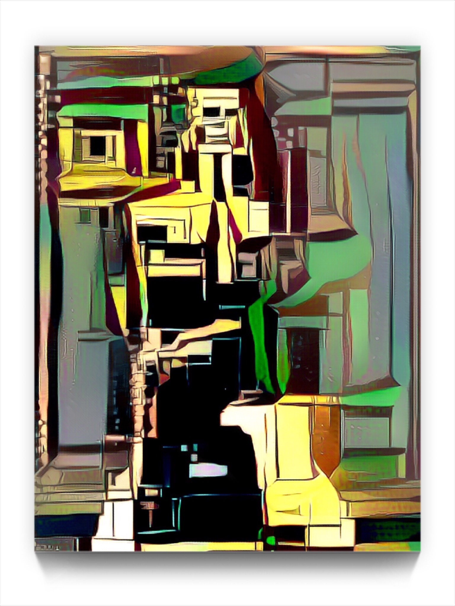 NEURALISM by New Media iPhone Artist Mark Sedgwick