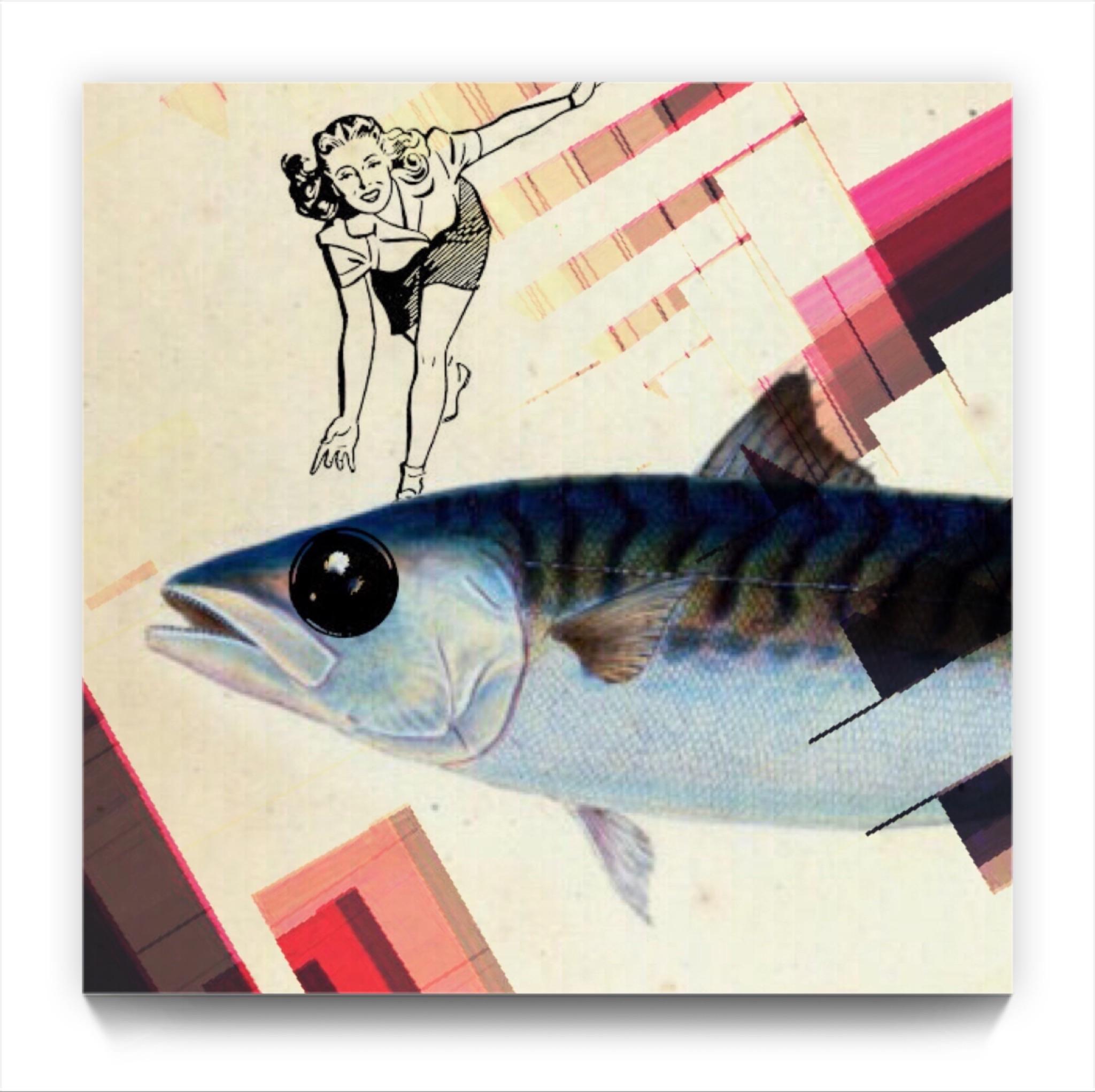 fishbowl by New Media iphone Artist Mark Sedgwick