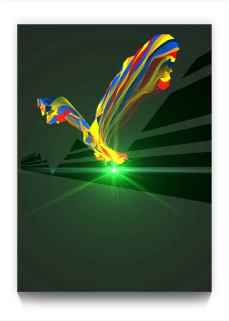 Grab a CRAYON by newmedia iphone Artist Mark Sedgwick