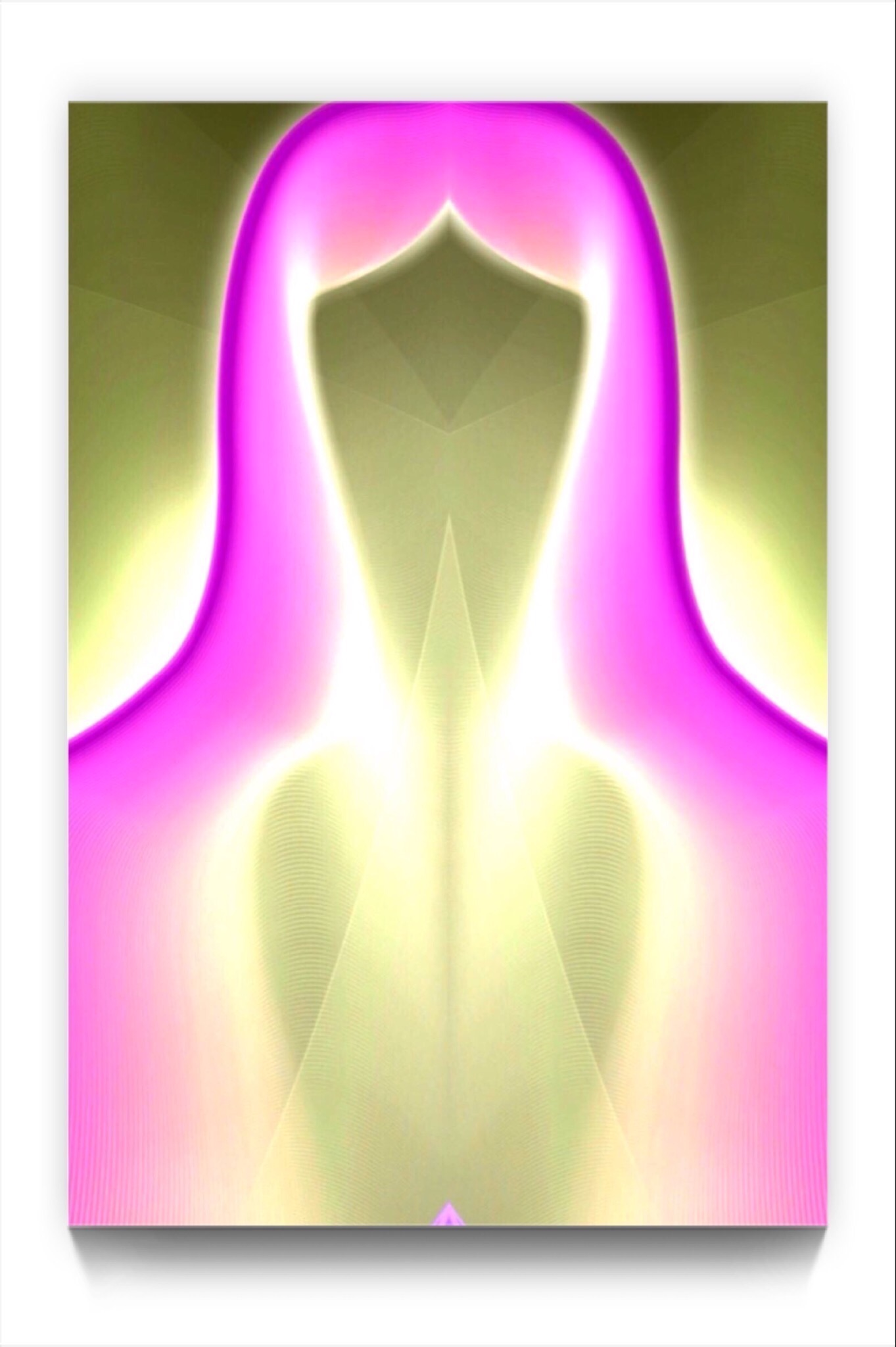 a sacred feminine by newmedia iphone Artist Mark Sedgwick