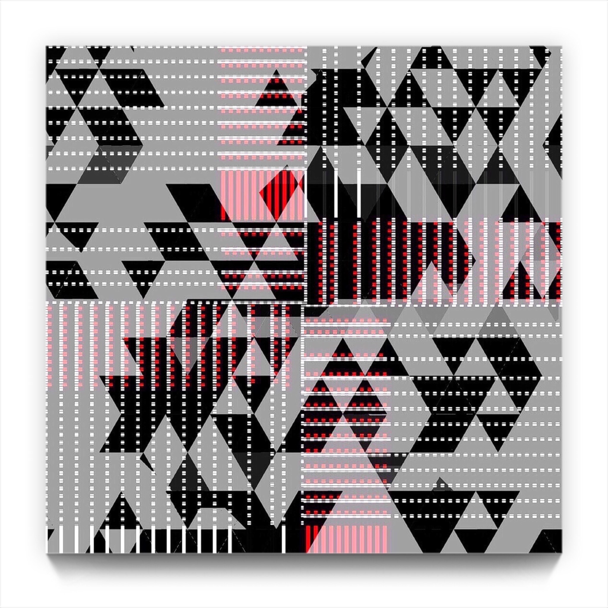 DiMiSiT . 2015 by New Media iPhone Digital Artist Mark Sedgwick
