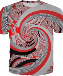 FSP 19 . ALL OVER Printed T shirt