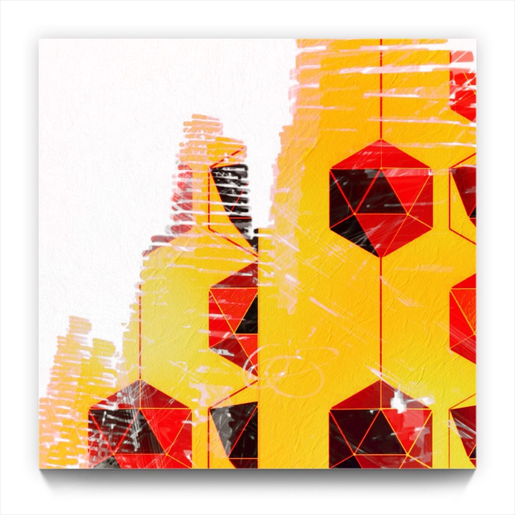 paper towers : PAPERMAN . new media iphone art