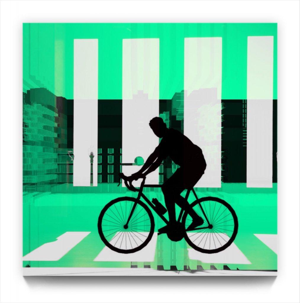 Cyclic Observable . new media iphone art