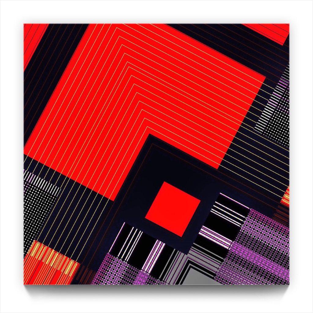 the BARON . original new media abstract iphone art