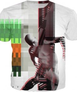 The Virtuality of Reality . Slim Fit T SHIRT iPhone artist Mark Sedgwick