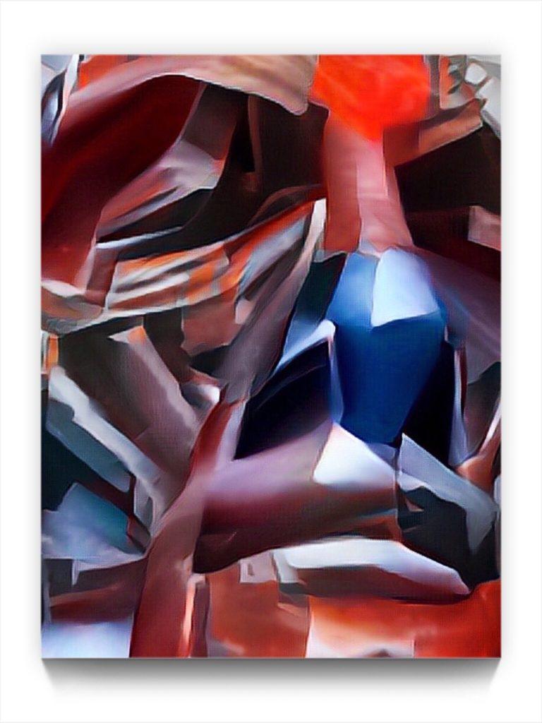 NEURALiSM . 19 . 12 by new media iPhone artist Mark Sedgwick
