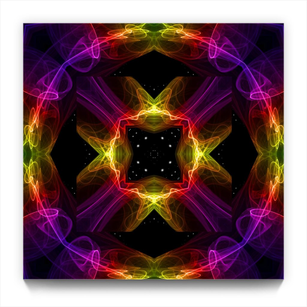 Yantra 04 . 01 . Mobile phone art