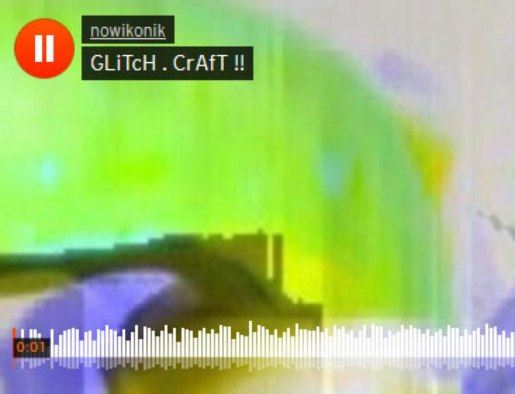 GLITCHCRAFT . Improvised iPhone MUSIC