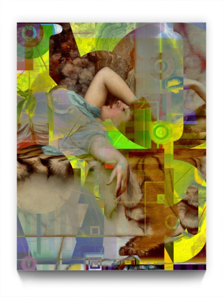 LOVE 19 . 7 by New Media iPhone Artist Mark Sedgwick