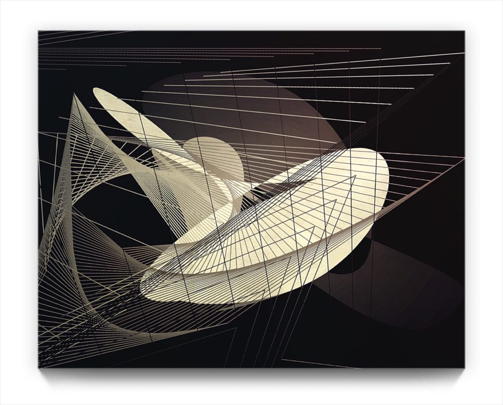 dreamscape 18 . 6 . original digital abstract ipad art