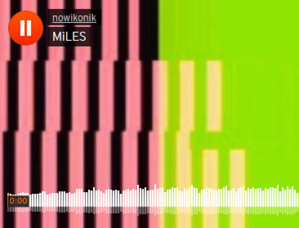 MILES . iPhone Music