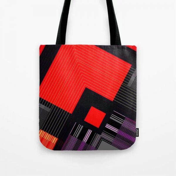 THE BARON . TOTE BAG