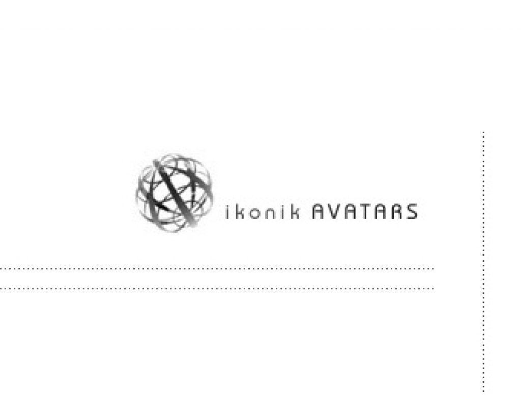 Ikonik Avatars by new media artist Mark Sedgwick