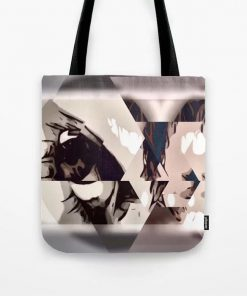 Beautiful Psycho . Tote Bag