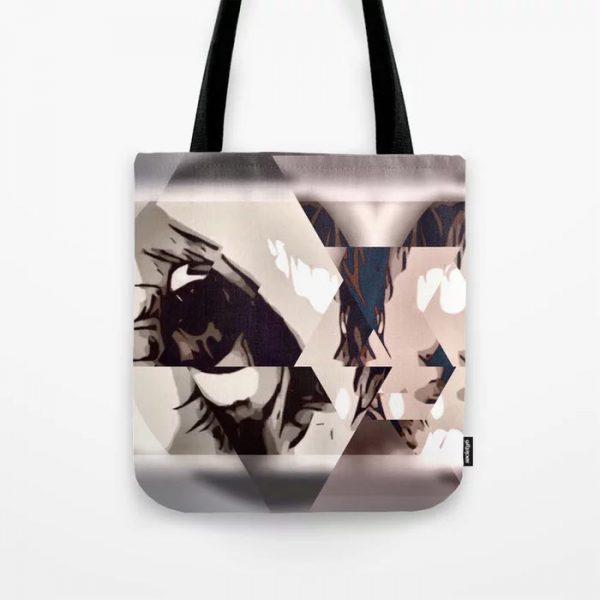 Beautiful Psycho . Tote Bag