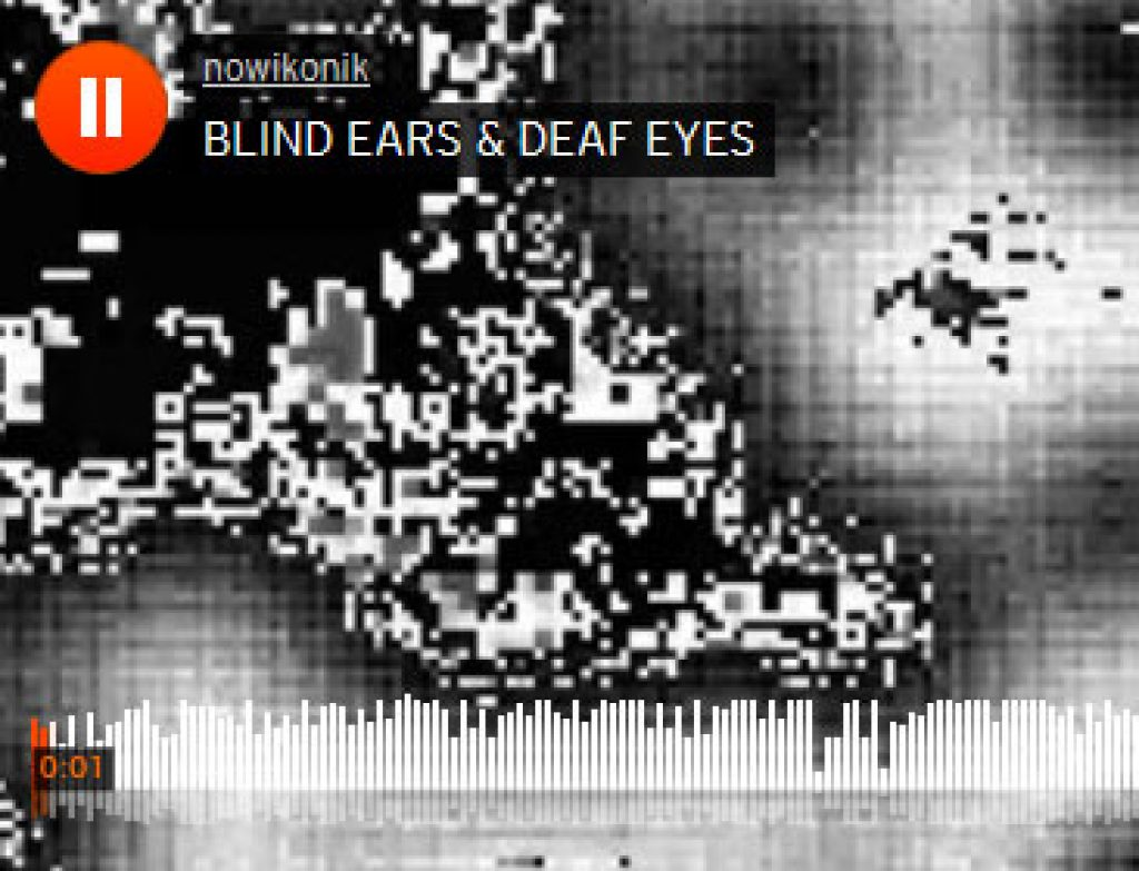 BLIND EARS . DEAF EYES . Improvisational iPhone Music