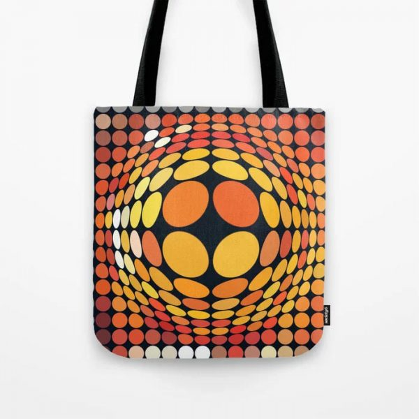 An Hour with Victor . Tote Bag
