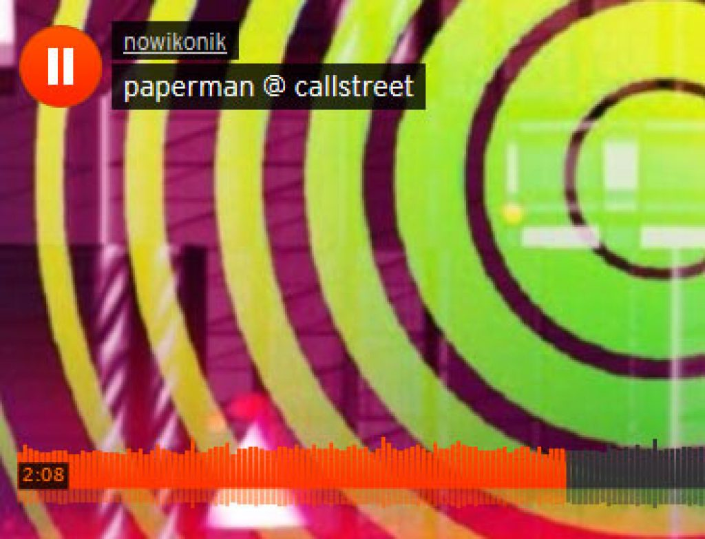 paperman . call street . iPhone Music