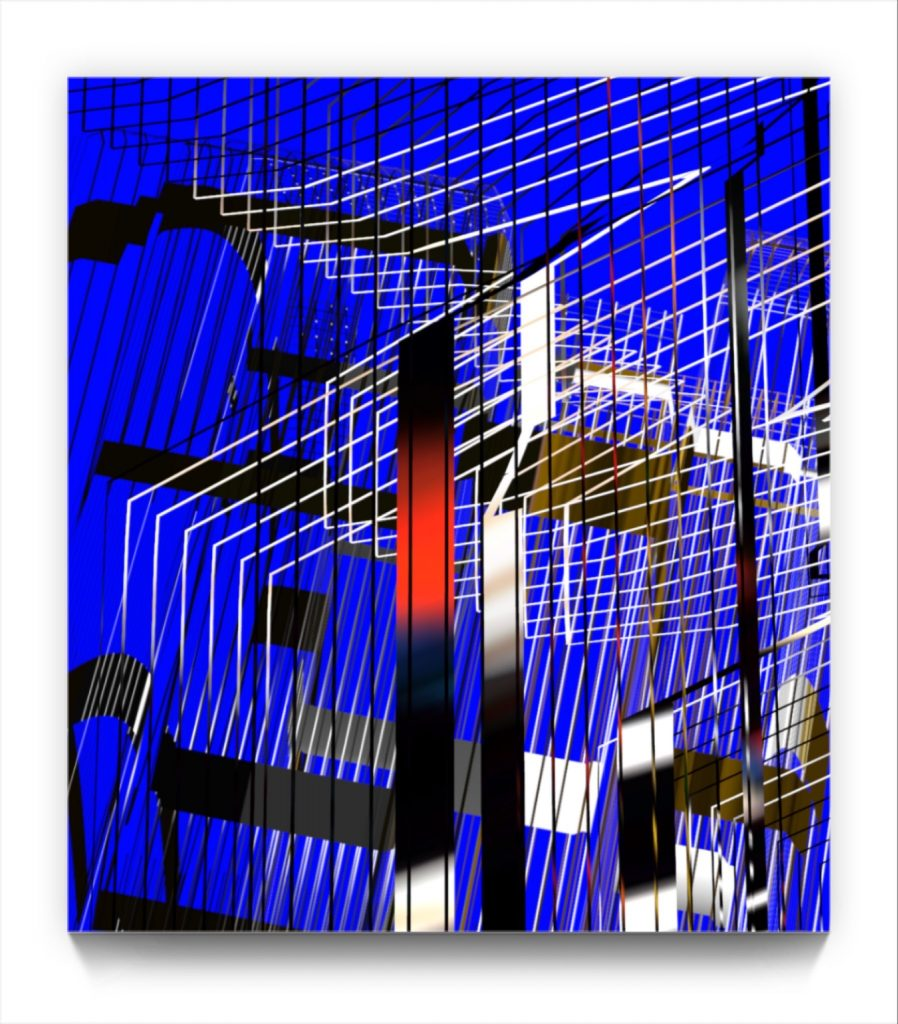 schematica plate 18 . 5 . original digital iphone abstract abstraction