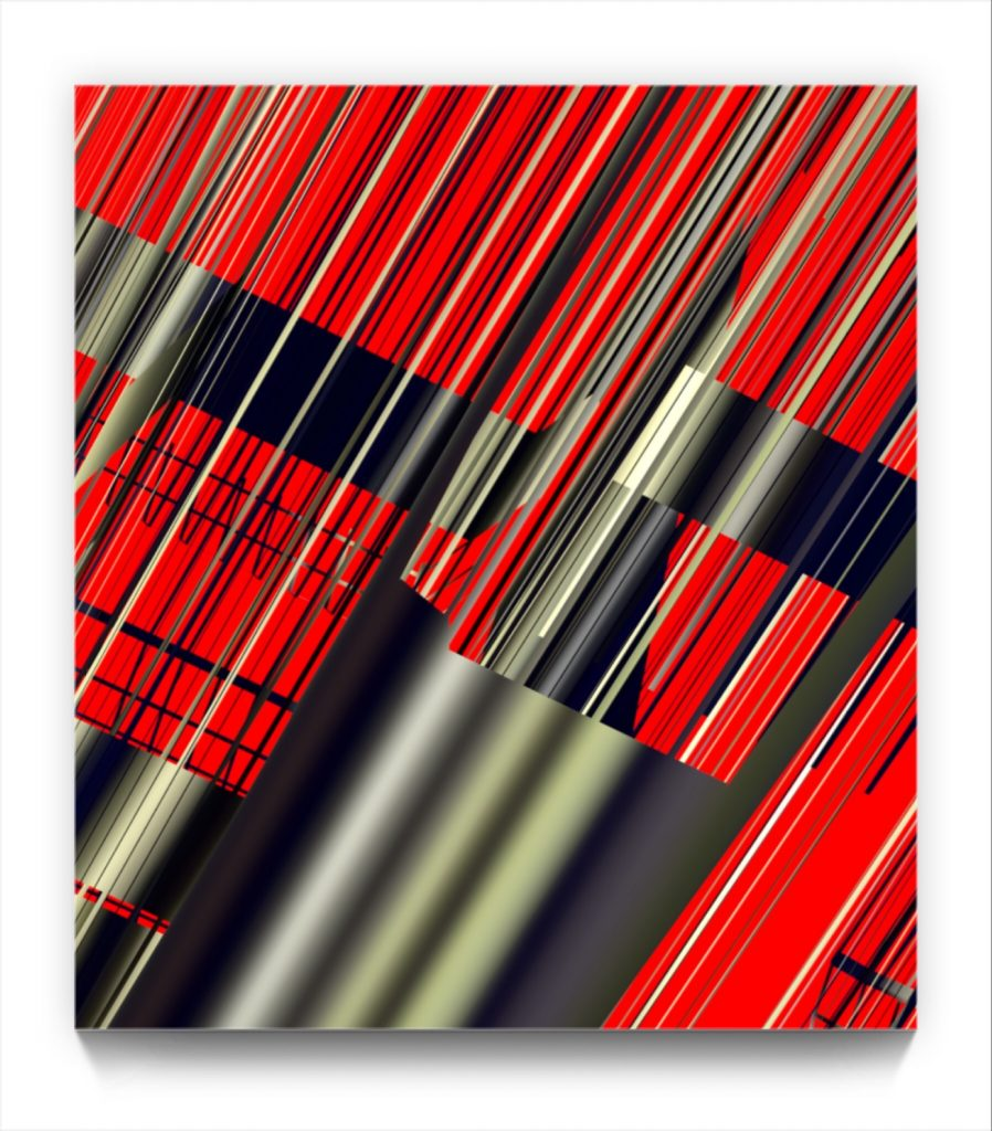 schematica plate 18 . 1 . original digital iphone abstract abstraction