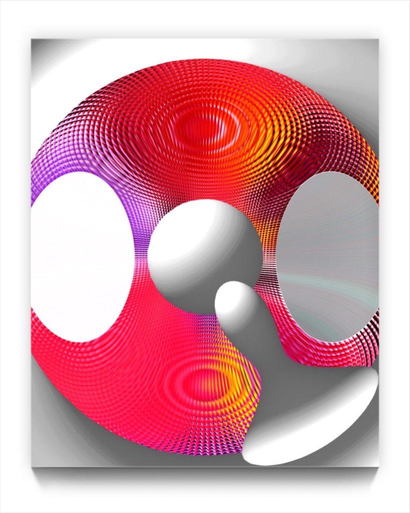 ANNA : MILK & HONEY . original non-derived iphone abstract abstraction