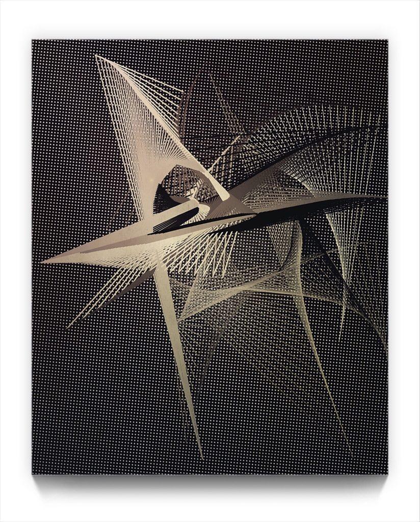 DREAMSCAPE 18 . 15 . original digital abstract iPad abstraction