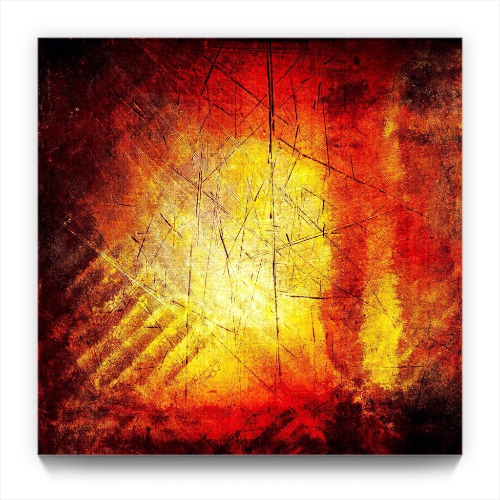 ildfire . original digital iphad abstract abstraction