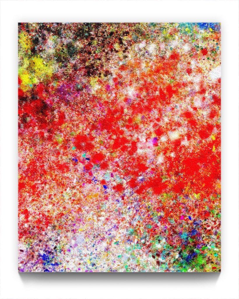 pression 19 . 4 . original digital ipad abstract expression