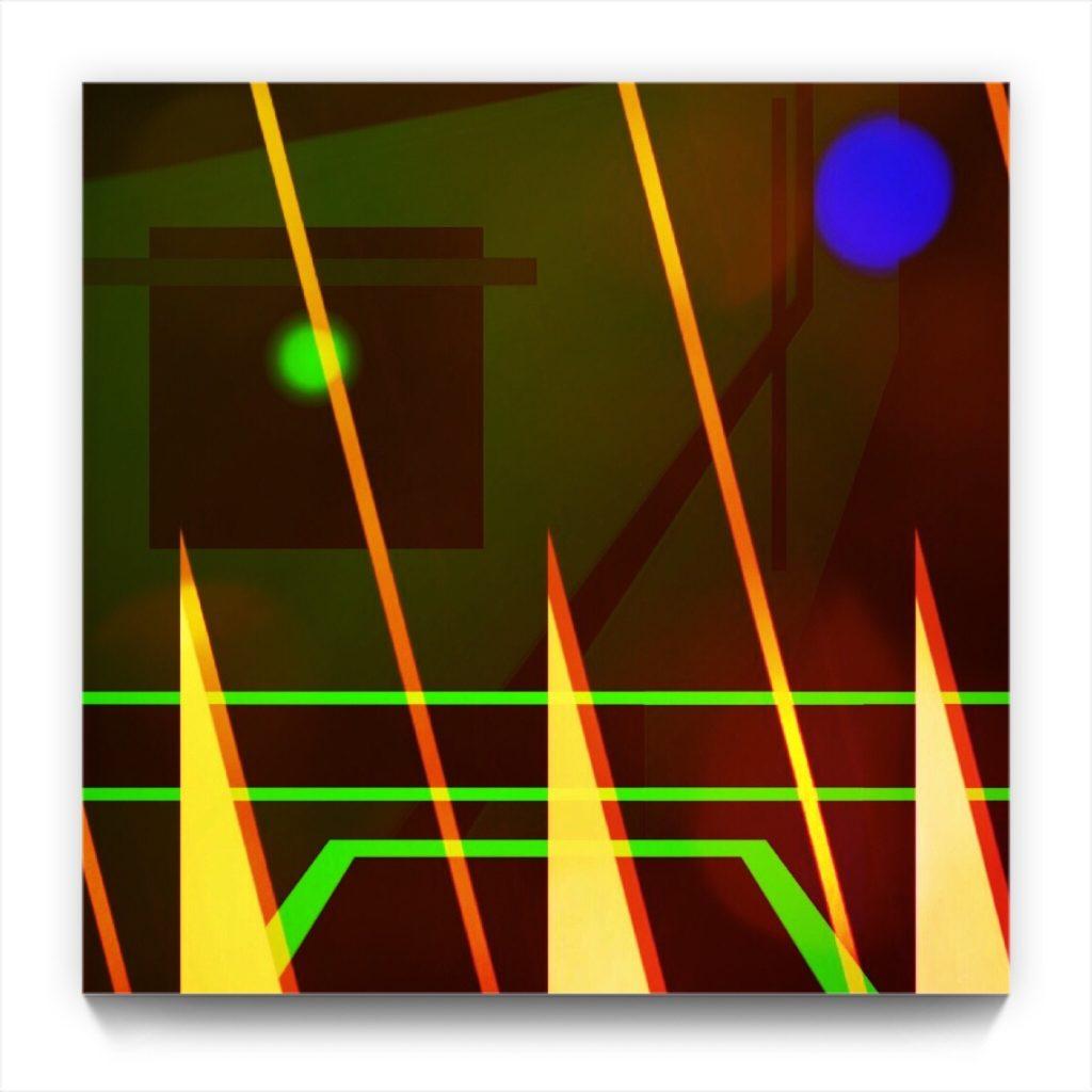 rinder 17 . orginal digital iphone abstract abstraction