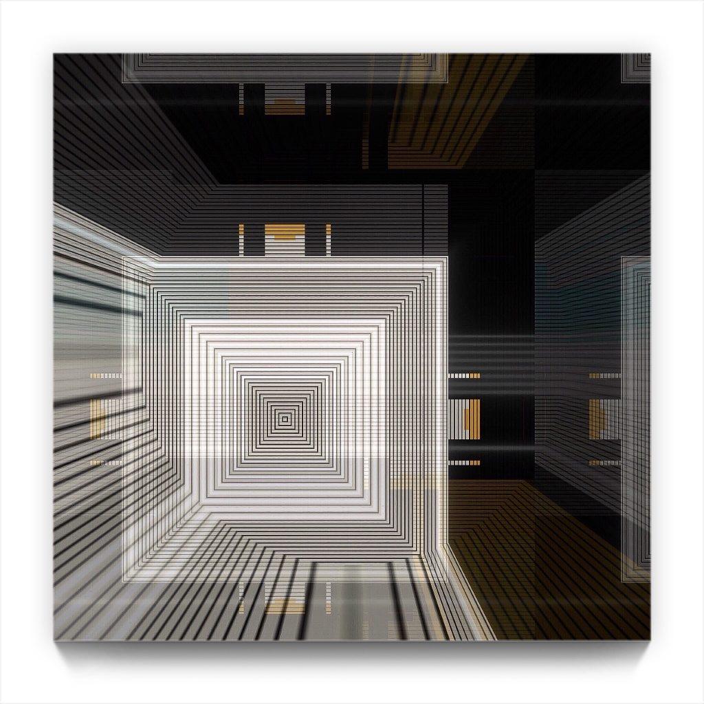 shifting principles . original non-derived ipad abstract
