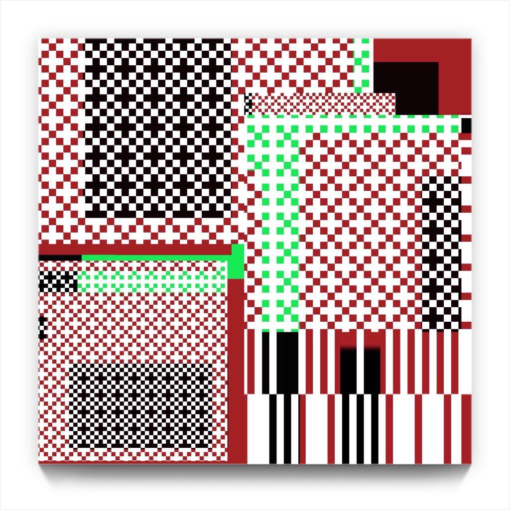 ATAMINE . 15 . 2 . original digital abstract abstraction